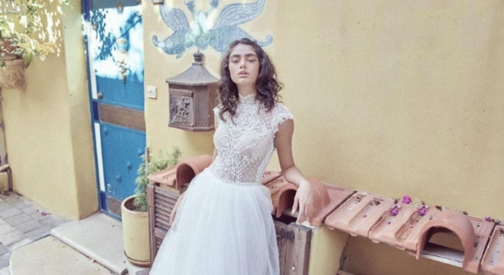 נטלי סיסאורי - שמלות כלה