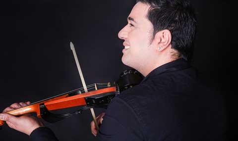 רוניוס הכנר Ronius - מבצע להרכבים מוסיקליים ב