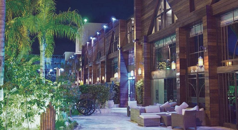 גן הקונגרסים - גן הקונגרסים בחיפה