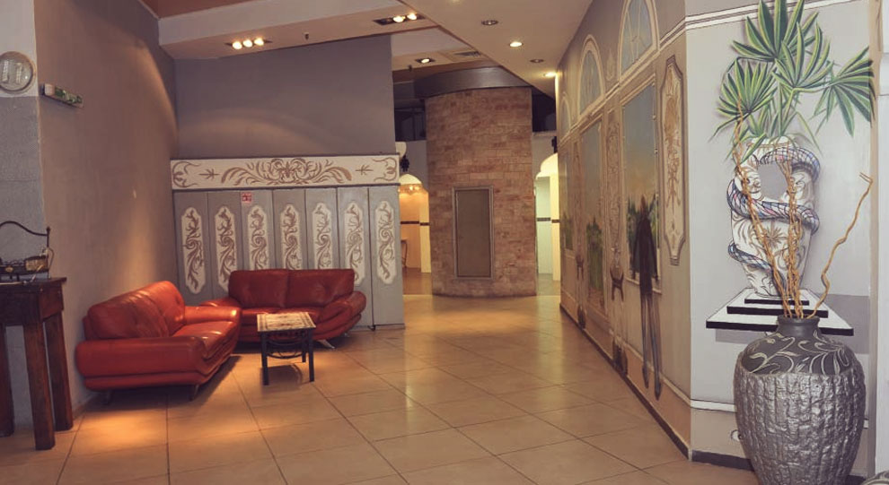 חצרות הסולטן - חצרות הסולטן בחיפה