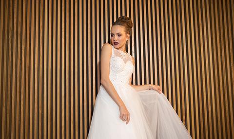 מדמואזל וי MademoiselleV - מבצע לשמלות כלה בתל אביב