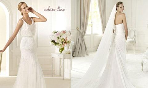 וויט ליין White-Line - מבצע לשמלות כלה ביהוד