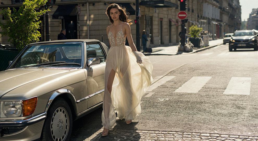שמלות כלה מעוצבות לפי הזמנה