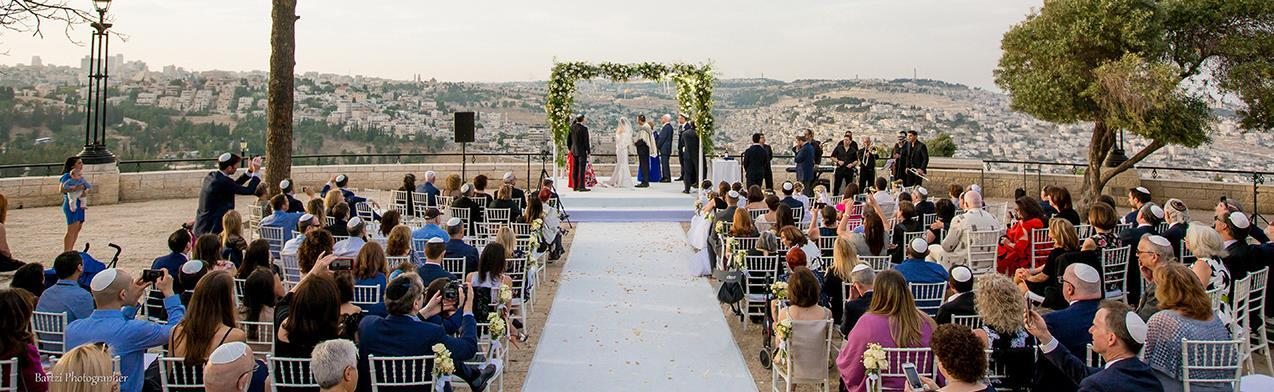 המקום שתבחרו להתחתן בו מספר עליכם יותר משחשבתם