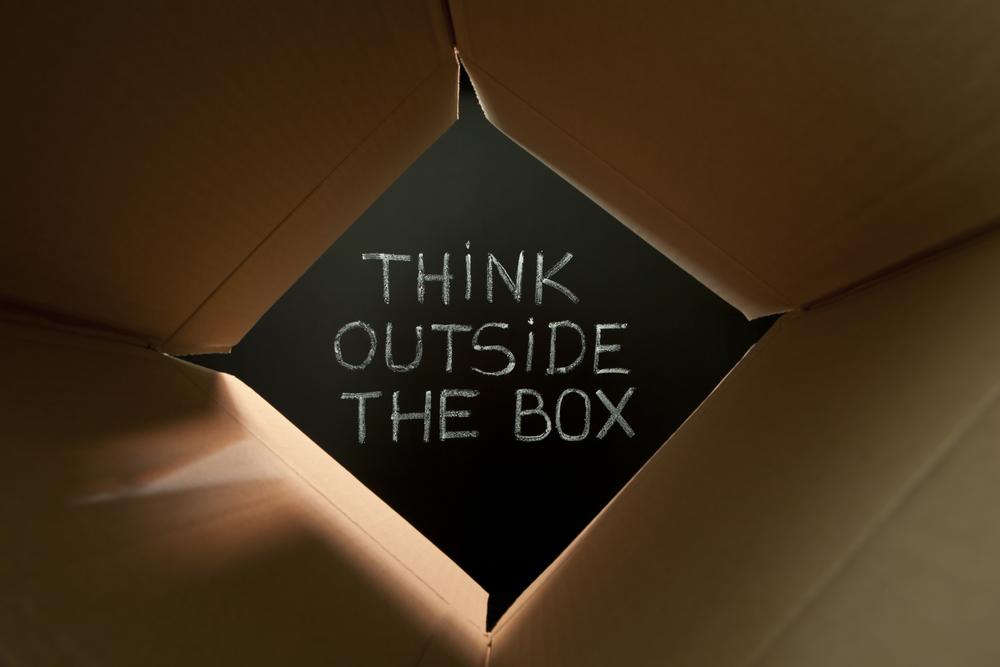 חשיבה מחוץ לקופסא