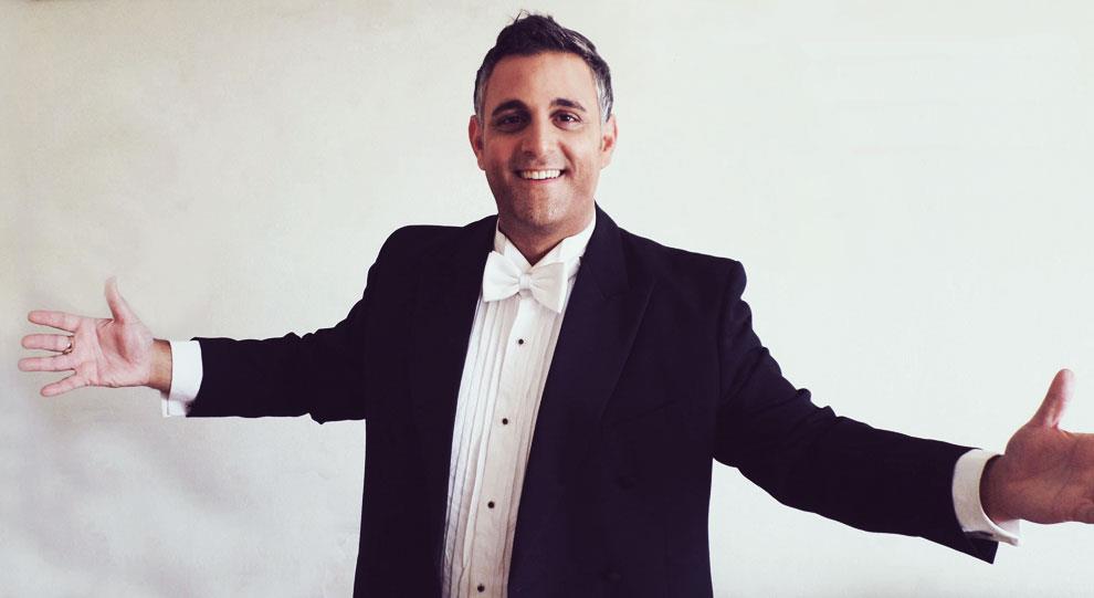 יוסף ארידן זמר האופרה