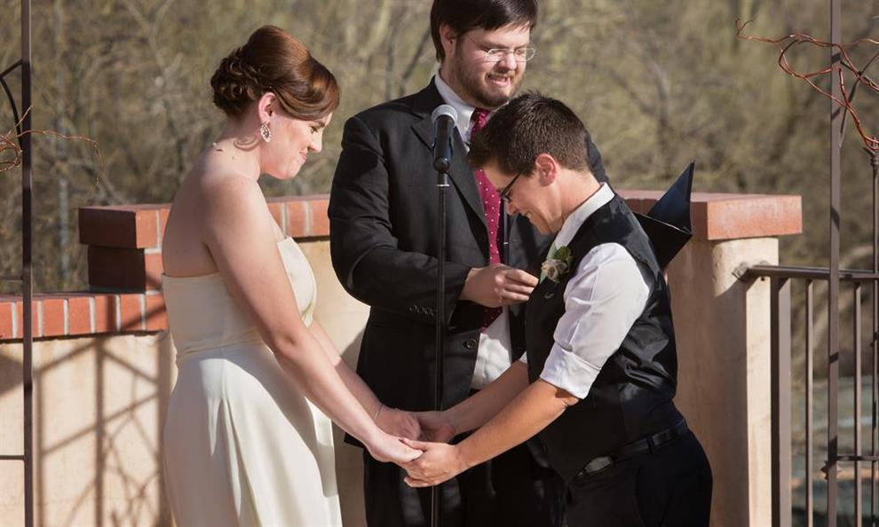 טקס חתונה אלטרנטיבי