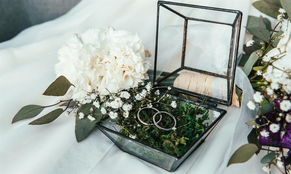 מה שאת צריכה זה חתונה