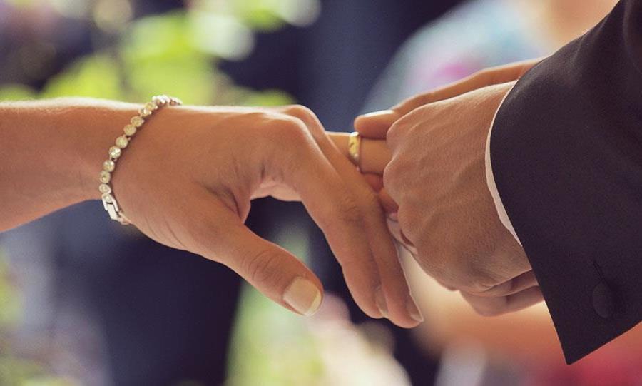 בטבעת זו: החתן, הכלה